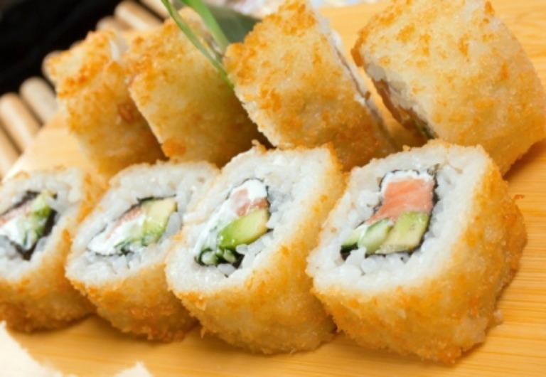 166. Sushi Tempurizado
